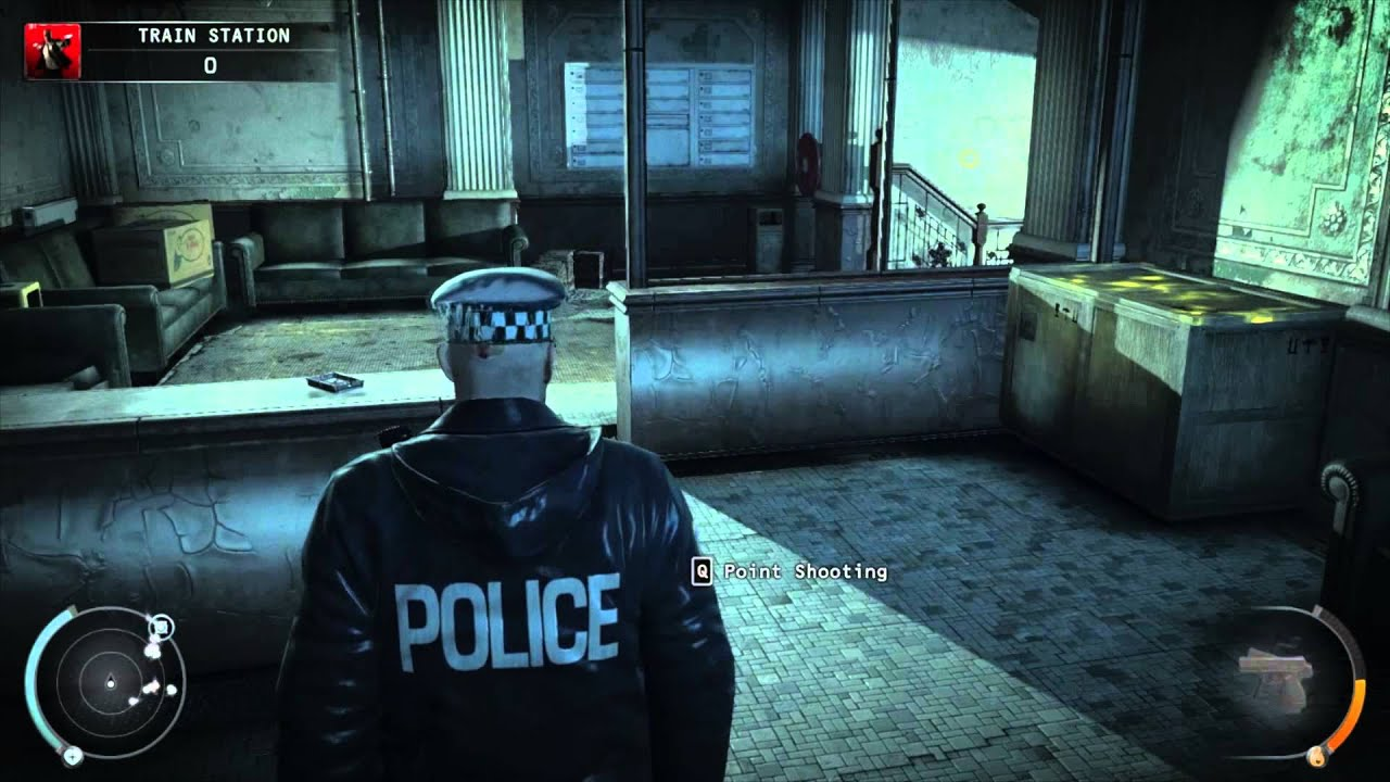 Hitman Absolution Fuse Box : Hitman absolution gameplay part stupid hippies