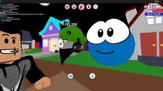 Roblox Meep City: My pet Tryed to Kill me -_-