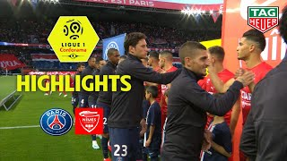 Paris Saint-Germain - Nîmes Olympique ( 3-0 ) - Highlights - (PARIS - NIMES) / 2019-20