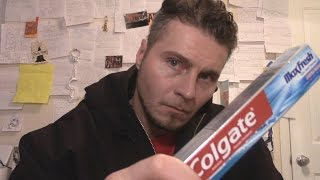 I ate TOOTHPASTE to survive prison Q and A