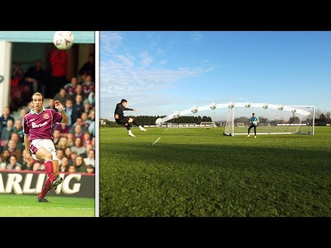 F2 & DECLAN RICE | RECREATING DI CANIO'S VOLLEY! 🔥