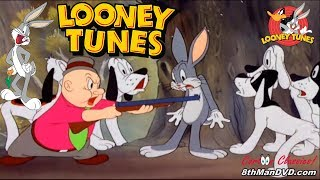 LOONEY TUNES (Looney Toons): BUGS BUNNY - The Wabbit Who Came to Supper (1942) (Remastered HD 1080p)