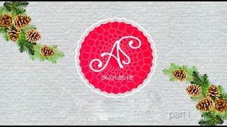 Свадьба Сатеник и Арташеса (6/01/2015) часть I