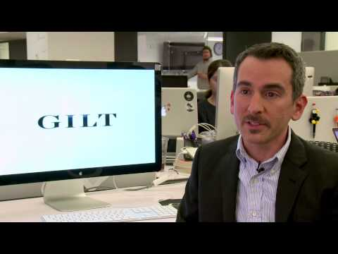 Steve Jacobs, Chief Information Officer with Gilt talks about the company's Irish operations
