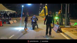 Superbike SBK 800CC True Street Drag at SBS Melaka International Drag Race 2017
