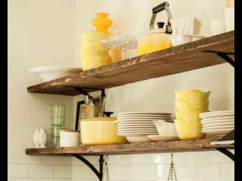 Rustic Farmhouse Kitchen Remodel - YouTube