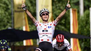 Tour de France: Warren Barguil delivers home win on Bastille Day