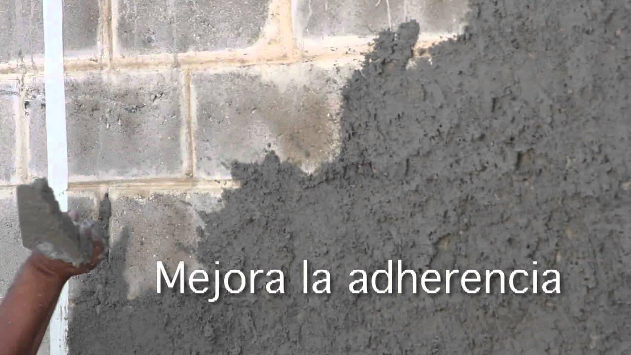 Acritop aditivo hidr fugo para concretos y morteros - Losas de hormigon para jardines ...