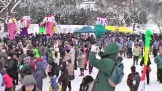 2012 川を渡る梵天 PartⅡ HD動画