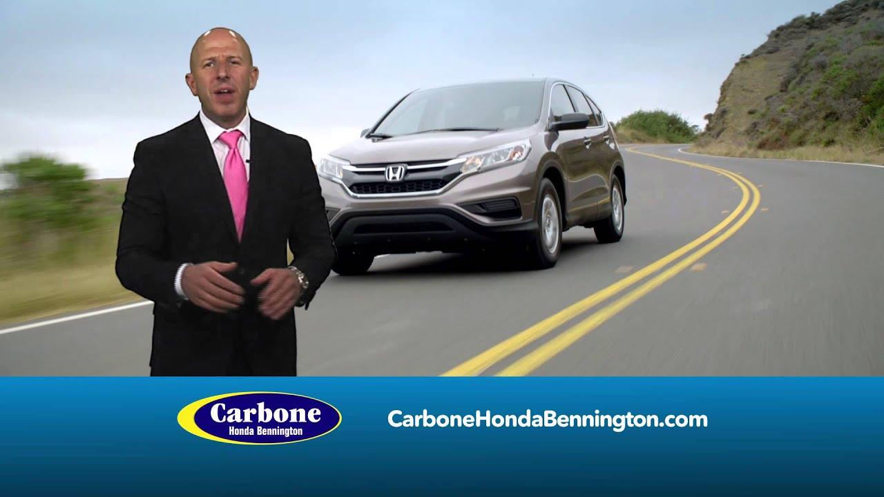 Carbone Honda Bennington March 2016