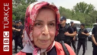 CHP'nin adalet yürüyüşü: 'Herkese eşit davranılmasını istiyoruz' - BBC TÜRKÇE