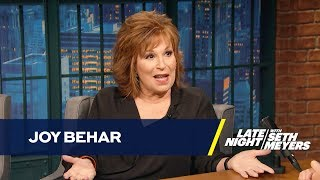 Joy Behar Remembers Trump