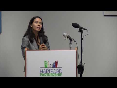 Hartford Partnership for Student Success Press Conference 8/16/17