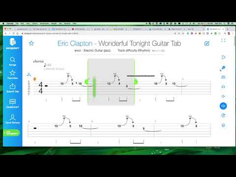 How to Use Songsterr for Guitar Development