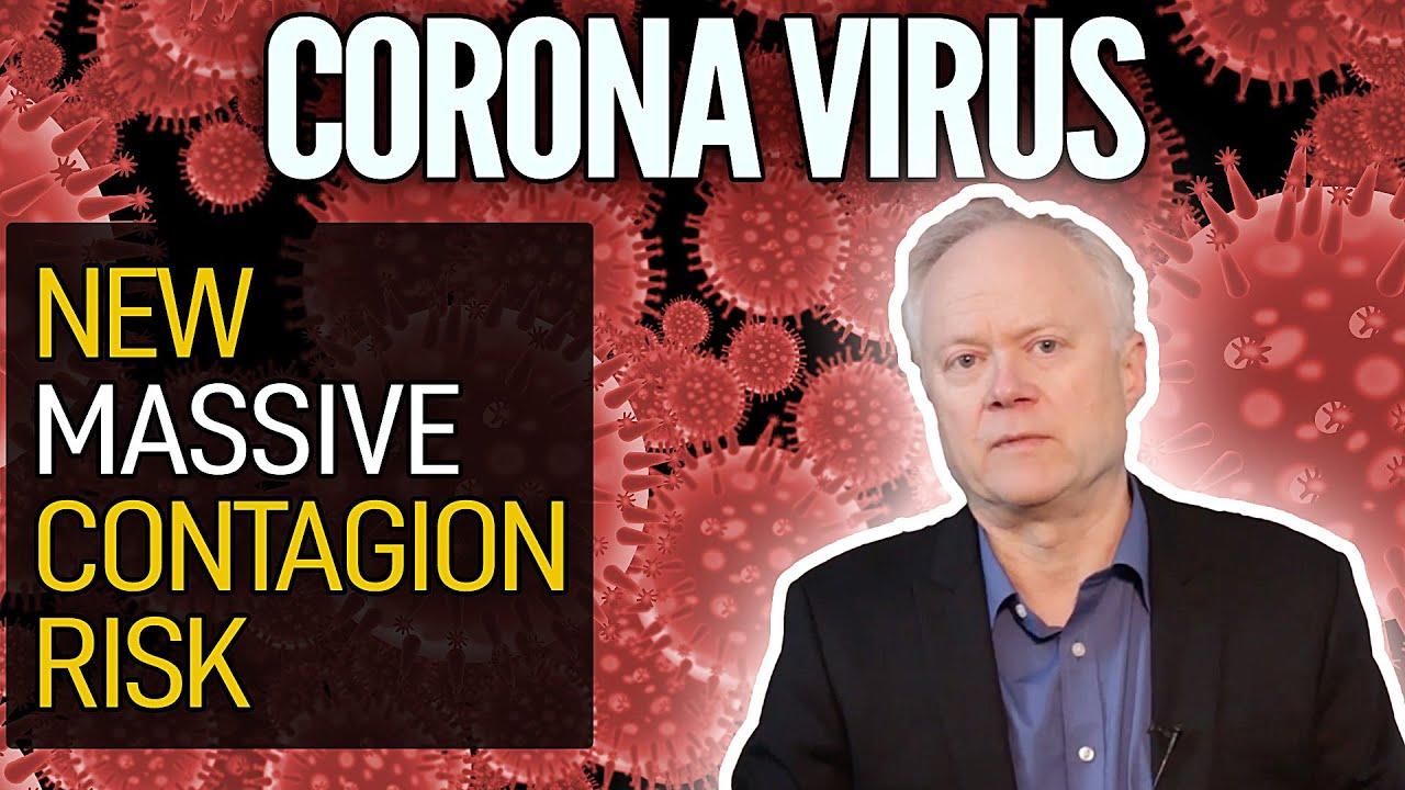 Coronavirus Alert: New Data of Ro 4.1 = Massive Contagion Risk - Peak Prosperity