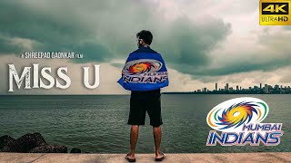 Miss You MUMBAI INDIANS | Mumbai Indians 2020 | MI Paltan | Wankhede Stadium