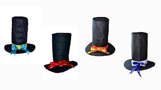 Игрушка Шляпа фокусника. Волшебная шляпа - лучший подарок.