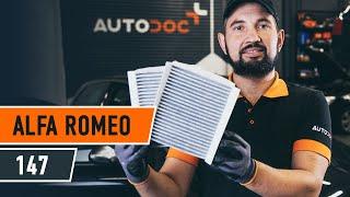 Kako zamenjati filter kabine na ALFA ROMEO 147 (937) [VIDEO VODNIK AUTODOC]