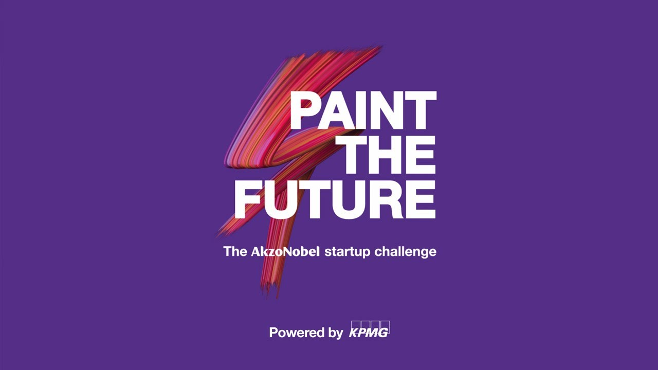 Let's paint the future together – the AkzoNobel startup challenge