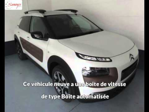 citroen c4 cactus diesel neuve 19500 youtube. Black Bedroom Furniture Sets. Home Design Ideas