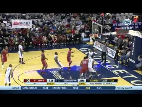 Georgetown Basketball Hype 2014-15