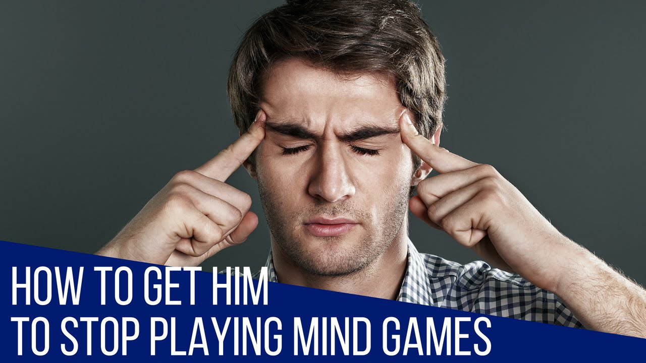 Mind games men play when dating how often should you see each other