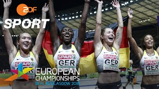 EC kompakt: Highlights Tag 11 | European Championships 2018 - ZDF