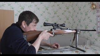 как сделать станок для пристрелки карабина своими руками