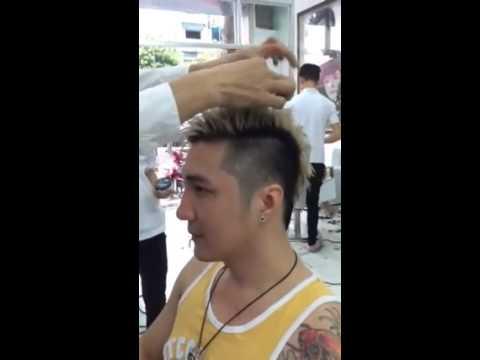 Lâm Chấn Khang cắt Tóc Tại Salon Nhật Tân , 89a Võ Văn Tần Cần THơ