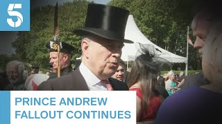 Prince Andrew: Businesses And Charities Cut Ties Amid Epstein Scandal | 5 News