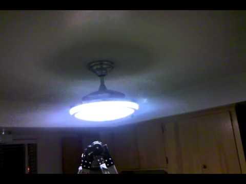Fanaway Fan Installed