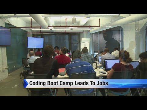 Language lesson: Coding boot camp leads to jobs
