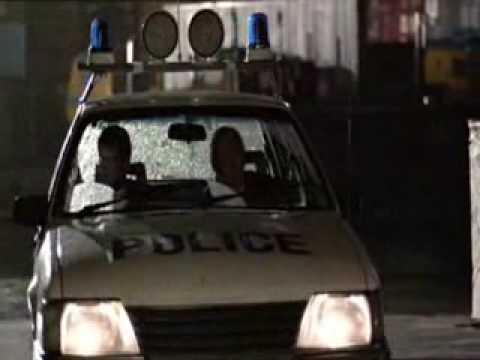 VK Commodore Marked Police Car - appearing in 1986 Melbourne Film 'Malcolm'.