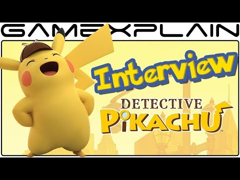 Detective Pikachu Is Around 3 Times Longer Than The Original