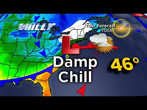 CBS2 Weather Update: April 19 at 1 p.m.