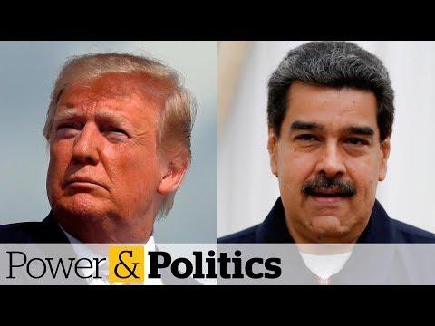 U.S. imposes sweeping sanctions on Venezuela   Power & Politics