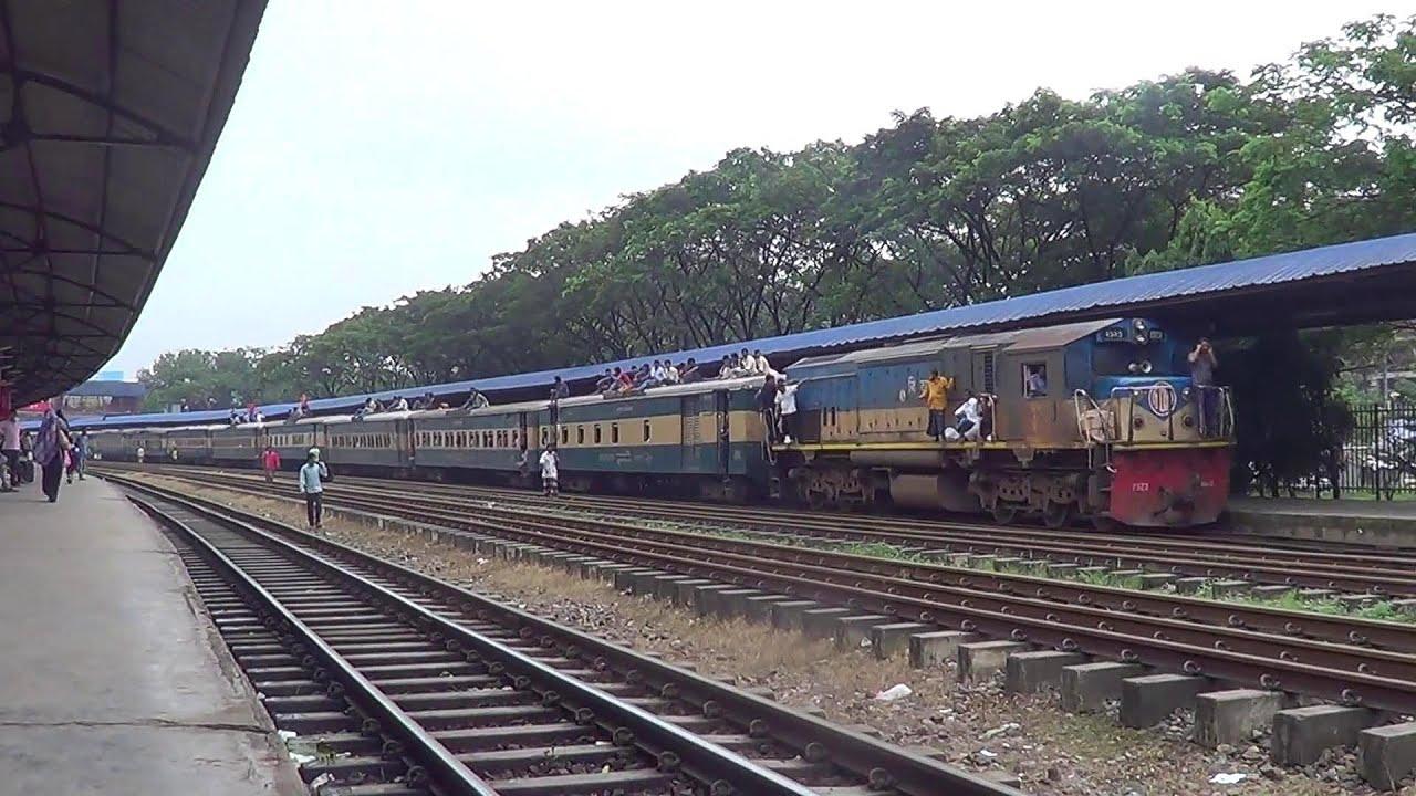 railway station dhaka by - photo #4