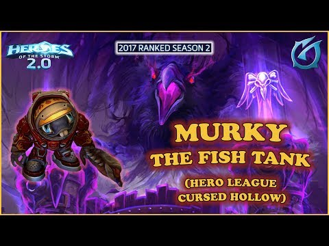 Grubby | Heroes of the Storm 2.0 - Murky - The Fish Tank -  HL - 2017 S2 - Cursed Hollow