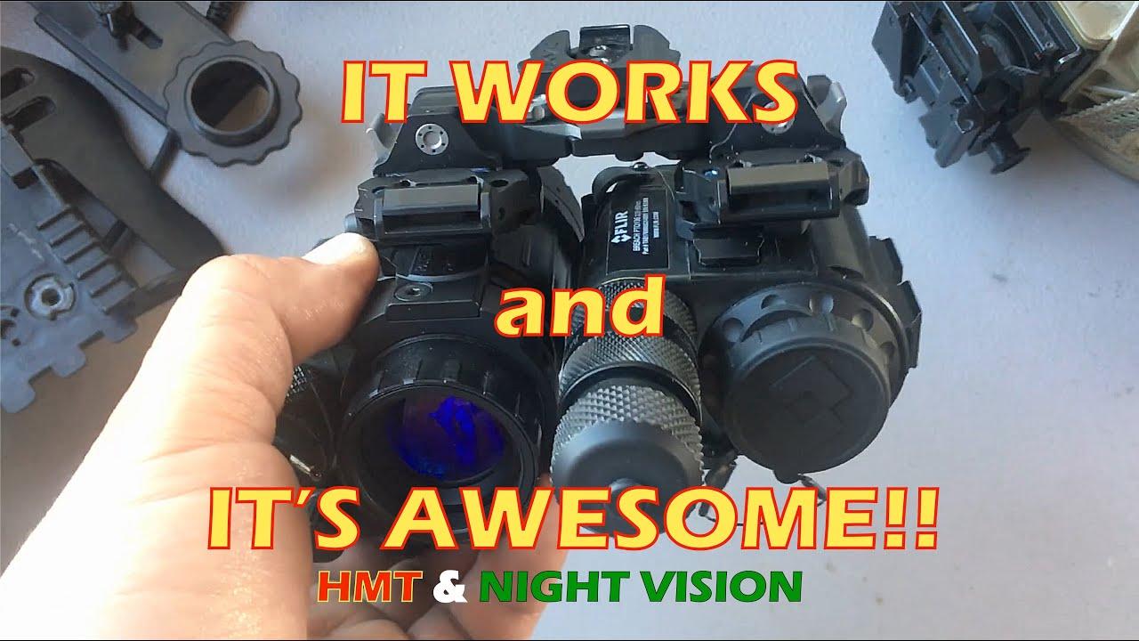 UPDATE! FLIR Breach & PVS-14 - it works!