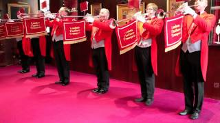 London Fanfare Trumpets -