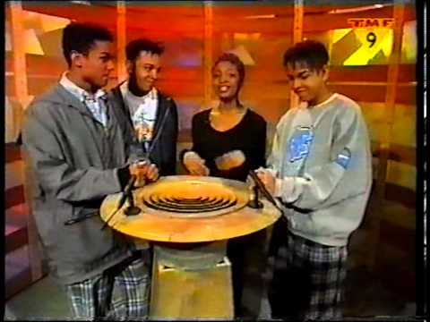 3T - Dutch TV Show 1995/1996
