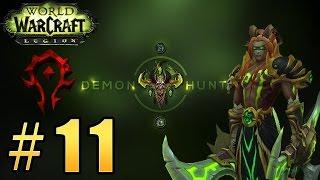 Прохождение World of Warcraft: Legion (WoW) - Охотник на демонов - Руинах Нар'таласа #11