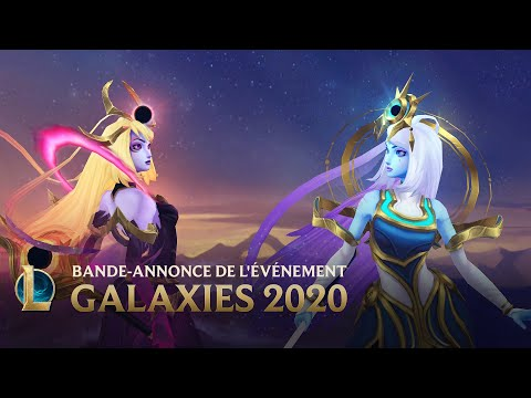 Galaxies 2020 | Bande-annonce d'événement - League of Legends