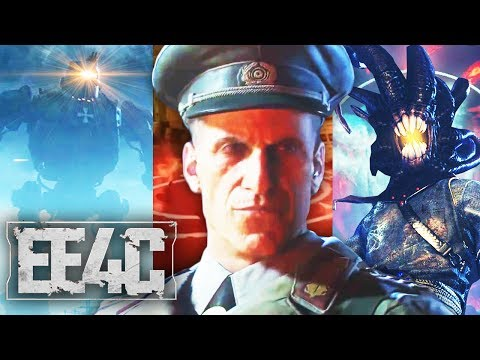 EE4C BO3 ZOMBIES EASTER EGGS SPEEDRUNS! - ALL CAPTAINS PRACTICE! (Black Ops 3 Zombies Easter Eggs)