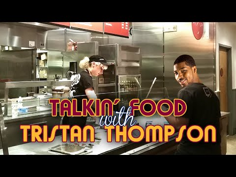 The Starters: Talkin' Food with Tristan Thompson (What Food Do You Miss Most?)