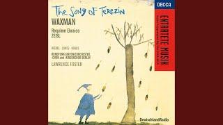 Waxman: Das Lied von Terezin - Vogellied (Anon. trans. Adapt. Waxman)