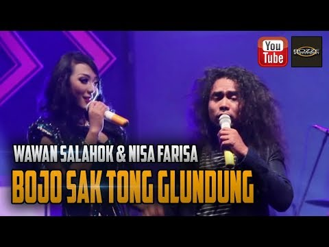 BOJO SAK TONG GLUNDUNG - WAWAN & NISA FARISA [ OFFICIAL MUSIC VIDEO ]