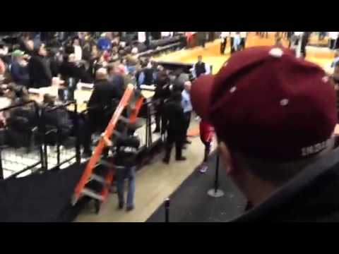 Kelvin Sampson IU Heckle
