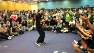 FIH2 Festival Internacional de Dança Hip Hop 2012