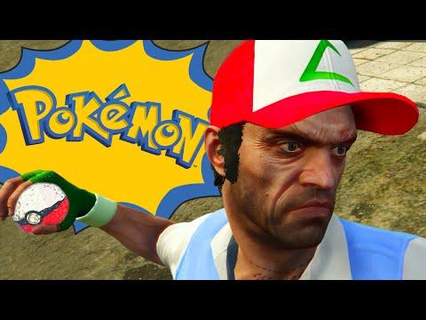 GTA V PC - Jornada Zoeira Pokémon Parte 2